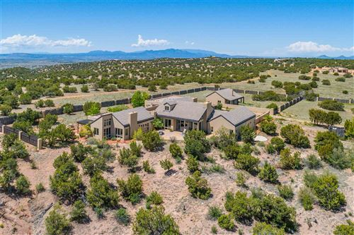 Photo of 46 & 50 Cattle Drive, Lamy, NM 87540 (MLS # 201902026)