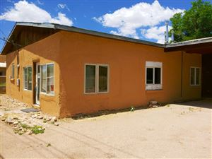Photo of 1635 AGUA FRIA, Santa Fe, NM 87505 (MLS # 201900065)