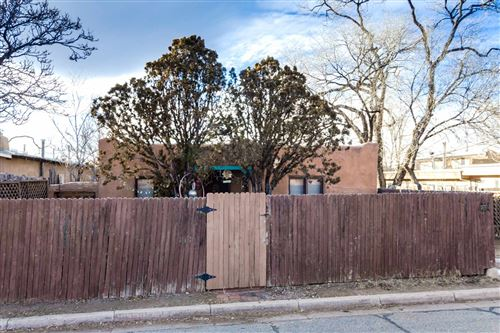 Photo of 234 1/2 IRVINE, Santa Fe, NM 87501 (MLS # 202000081)