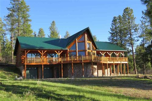 Photo of 30 Log Ridge Trail, Chama, NM 87520 (MLS # 201603097)