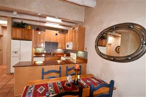 Tiny photo for 8 Cresta de la Luna #Unit 5, Taos, NM 87571 (MLS # 201904097)