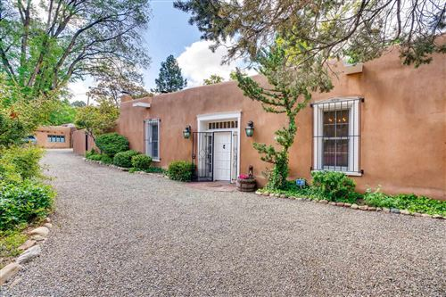Photo of 912 Canyon Road, Santa Fe, NM 87501 (MLS # 201904103)