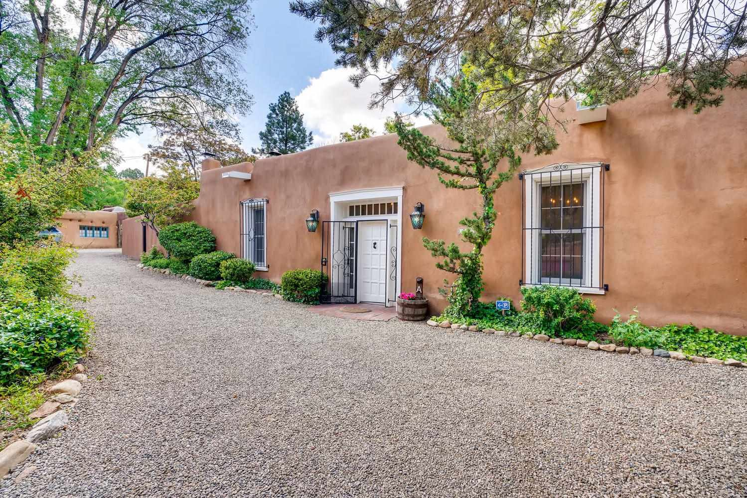 Photo for 912 Canyon Road, Santa Fe, NM 87501 (MLS # 201904103)