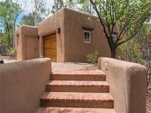 Tiny photo for 586 1/2 Camino del Monte Sol, Santa Fe, NM 87505 (MLS # 201903127)