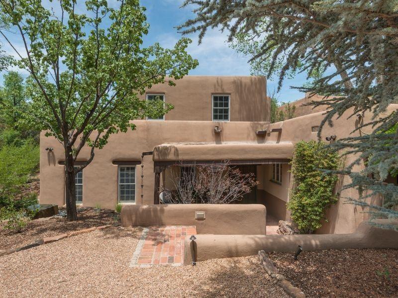 Photo for 586 1/2 Camino del Monte Sol, Santa Fe, NM 87505 (MLS # 201903127)
