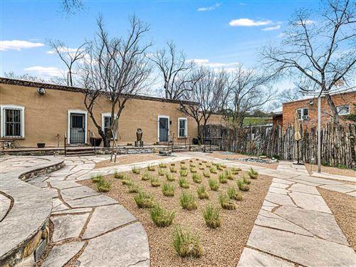 Photo of 414 Canyon Road, Santa Fe, NM 87501 (MLS # 202001128)