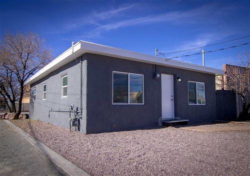 Photo of 1526 5th St., Santa Fe, NM 87505 (MLS # 201905137)