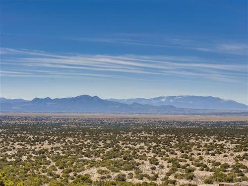 Photo of 77 Coyote Crossing, Santa Fe, NM 87508 (MLS # 202101138)