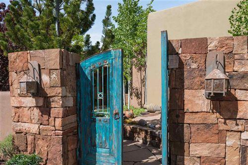 Photo of 6 Mint Circle, Santa Fe, NM 87506 (MLS # 202001144)