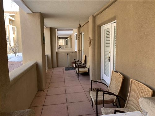 Photo of 663 BISHOPS LODGE #31, Santa Fe, NM 87501 (MLS # 202000150)