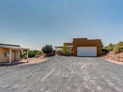Photo of 10 S PINON, Santa Fe, NM 87508 (MLS # 202104161)
