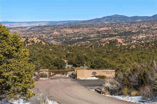 Photo of 61 Tesuque Ridge Road Lot #4, Santa Fe, NM 87501 (MLS # 202000200)