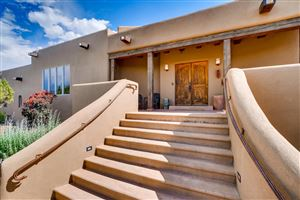 Photo of 12 Camino Anastacio, Santa Fe, NM 87508 (MLS # 201903205)
