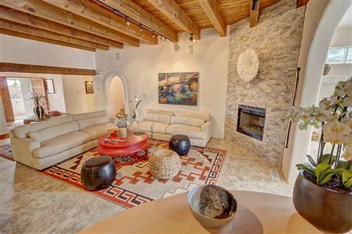 Tiny photo for 1835 Arroyo Chamiso, Santa Fe, NM 87505 (MLS # 201900206)