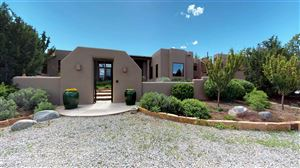 Photo of 42 Lluvia de Oro, Santa Fe, NM 87506 (MLS # 201902212)