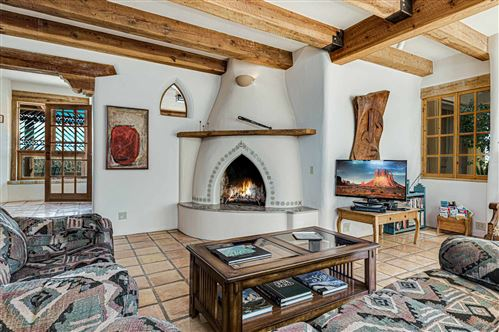 Photo of 111-B Camino Los Abuelos, Santa Fe, NM 87540 (MLS # 202000227)