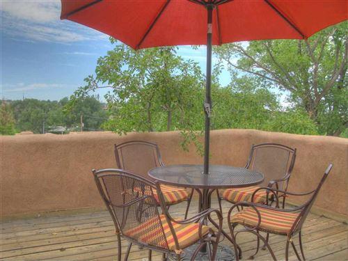 Tiny photo for 334 Otero St #3-2, Santa Fe, NM 87501 (MLS # 201605232)