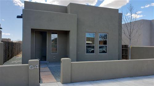 Photo of 64 OSHARA, Santa Fe, NM 87508 (MLS # 202001232)