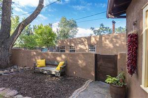 Tiny photo for 462 Arroyo Tenorio, Santa Fe, NM 87505 (MLS # 201904241)