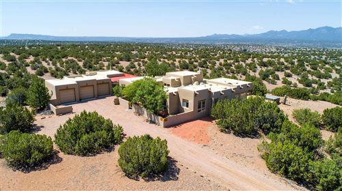 Photo of 48 Don Jose Loop, Santa Fe, NM 87508 (MLS # 202002246)