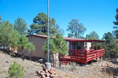Photo of 1 Elk Lane, Los Ojos, NM 87575 (MLS # 201904249)