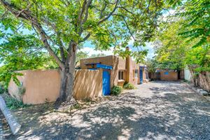 Photo of 245 Maynard Street, Santa Fe, NM 87501 (MLS # 201903291)