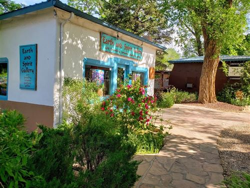 Tiny photo for 130-132-134 Bent Street, Taos, NM 87557 (MLS # 201901304)