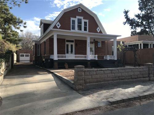 Photo of 343 E Palace, Santa Fe, NM 87501 (MLS # 202001309)