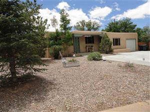 Photo of 1968 SAN ILDEFONSO, Santa Fe, NM 87505 (MLS # 201902324)