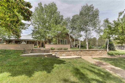 Photo of 1434-A Bishops Lodge, Santa Fe, NM 87506 (MLS # 202001325)