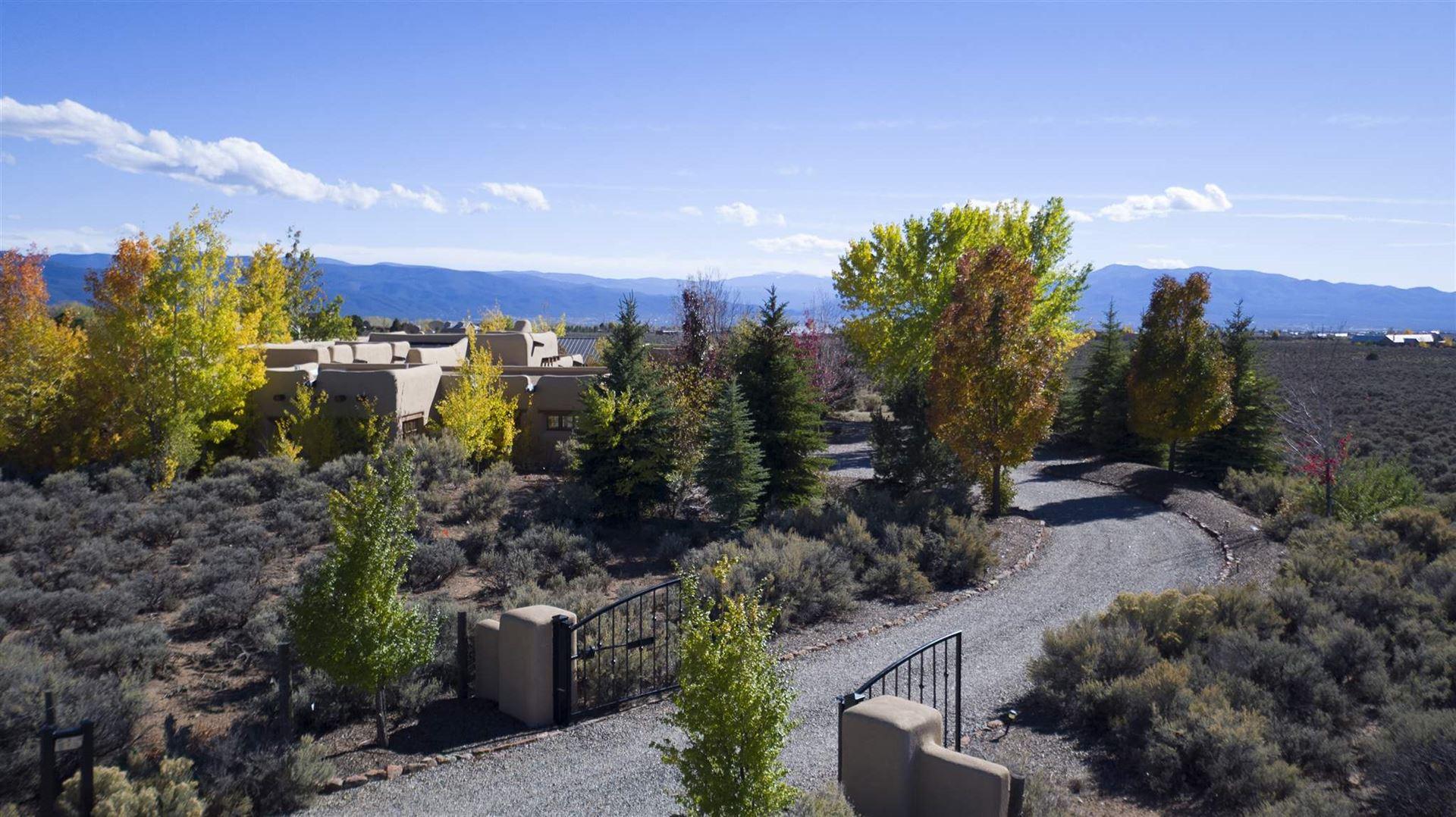 Photo for 54 Sol Grande, Taos, NM 87571 (MLS # 201802354)