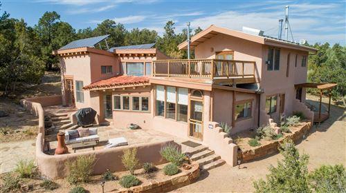 Photo of 58 A&B ARROYO SALADO, Santa Fe, NM 87508 (MLS # 202004378)