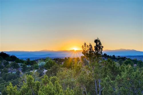 Photo of 1800 Camino De Cruz Blanca, Santa Fe, NM 87505 (MLS # 202001399)