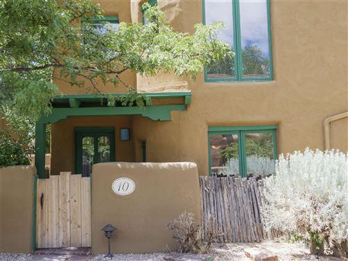 Photo of 624 Galisteo Unit 10, Santa Fe, NM 87505 (MLS # 202002399)