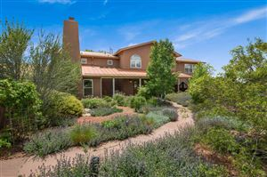 Photo of 46 Droege Road, Santa Fe, NM 87508 (MLS # 201902402)