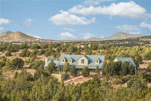 Photo of 121 B Camino Acote, Santa Fe, NM 87508 (MLS # 202002404)