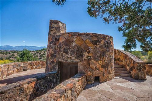 Tiny photo for 224 Headquarters Trail, Santa Fe, NM 87506 (MLS # 201800414)