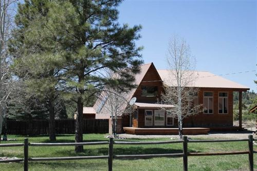 Photo of 11 & 11A Private Drive 1789, Chama, NM 87520 (MLS # 202001415)