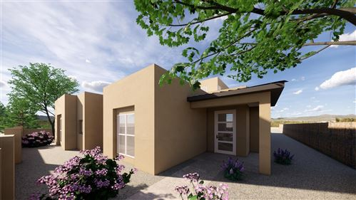 Photo of 30 BLUE FEATHER, Santa Fe, NM 87508 (MLS # 202000418)