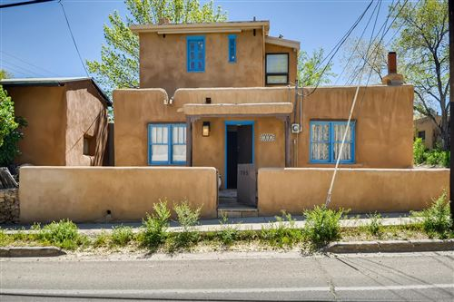 Photo of 705 Galisteo Street, Santa Fe, NM 87505 (MLS # 202001426)