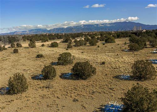Photo of 36 Picacho Peak Dr. (Lot 640, Estates V), Santa Fe, NM 87506-8559 (MLS # 201901427)