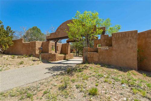 Photo of 1447 Old Pecos Trail, Santa Fe, NM 87505 (MLS # 202001444)