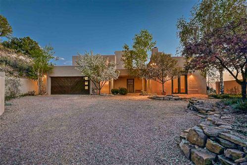 Photo of 1252 VALLECITA DR, Santa Fe, NM 87501 (MLS # 202001447)