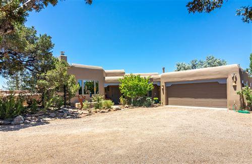 Photo of 12 Chapala Road, Santa Fe, NM 87508 (MLS # 202002455)