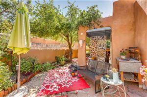 Photo of 512 Acequia Madre, Santa Fe, NM 87505 (MLS # 201804463)