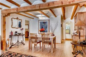 Tiny photo for 512 Acequia Madre, Santa Fe, NM 87505 (MLS # 201804463)