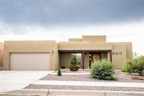 Photo of 41 CABALLO VIEJO, Santa Fe, NM 87508 (MLS # 202003469)