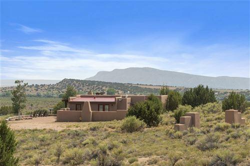 Photo of 68 Camino San Cristobal, Galisteo, NM 87540 (MLS # 202002504)