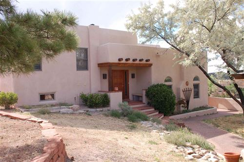 Photo of 23 Saddle Rd, Santa Fe, NM 87508 (MLS # 202000507)