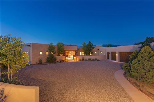 Photo of 2975 Tesuque Overlook, Santa Fe, NM 87506 (MLS # 202002534)